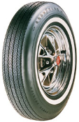 "695-14 Goodyear  3/8""Dual Red Stripe"