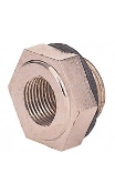 Nickel Rim Washer (Reducer Nut)-Wooden Wheels