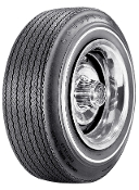 "F70-15 Goodyear CWT .350"" White Stripe (NOS)"