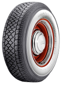 "215/70R15 Goodyear 2-3/4""Whitewall"