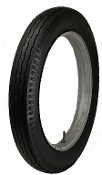 32x4-1/2 (500x23) LUCAS Dunlop Super 90 Tread Blackwall