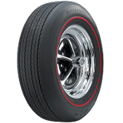 FR70-15 Firestone Radial Wide Oval Redline
