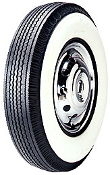 "710-15 Goodyear Super Cushion 4-1/4""WW"