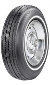 "775-15 Goodyear Power Cushion 5/8"" Whitewall"
