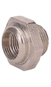 Nickel Rim Washer (Reducer Nut)-Wire Wheels