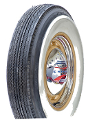 "670-15 General Jet Air 3-3/4"" Whitewall"