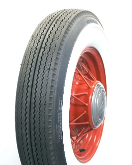 "600-16 General Jet Air 3-1/2"" Whitewall"