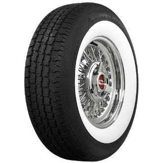 "215/75R15 American Classic 2-3/4"" Whitewall"