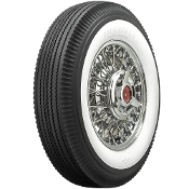 "670-15 Firestone 2-11/16"" Whitewall"