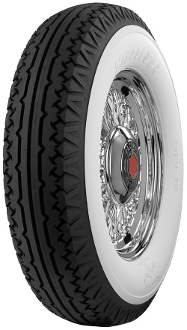 "700-20 Firestone 4-1/4"" Whitewall"