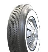 "670-15 General Jet Air 2-11/16"" Whitewall"