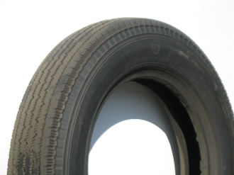 600/650-19 Dunlop Fort BW (used)