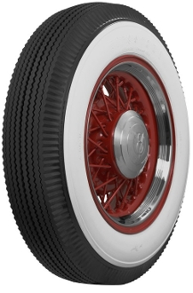 "710-15 Firestone 2-3/4"" Whitewall"