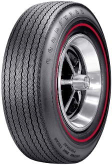 "G70-14 Goodyear CWT .350"" Red Stripe"