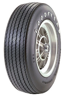 E70-15 Goodyear SWT 350 Large Letter '67/'68 Shelby