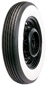 "700-21 Lester 4-5/8"" Whitewall"