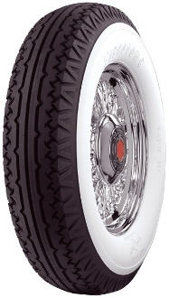 "700-21 Firestone 4-1/4"" Whitewall"