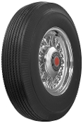 650-20 Firestone 6 PR Poly Blackwall