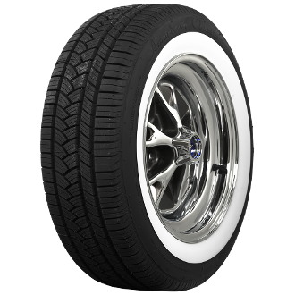 "215/60R15 American Classic 2"" Whitewall"