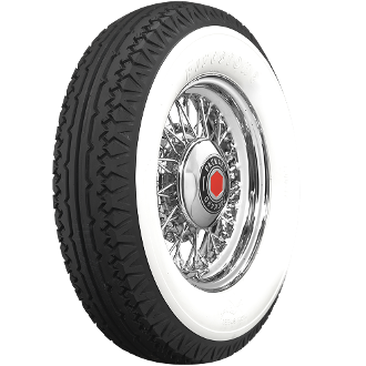 "700-18 Firestone 4-1/4"" Whitewall"