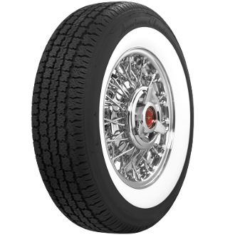 "205/70R15 American Classic 2"" Whitewall"