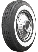 "520-13 Firestone 2"" Whitewall"