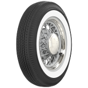 "550-16 Firestone 2-1/2"" Whitewall"