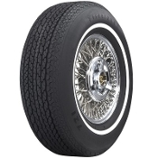 "LR78-15 Firestone 721 3/4"" WW Radial"