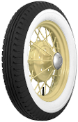"475/500-19 Firestone 2-5/8"" Whitewall"