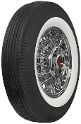 "670-15 Firestone 2-1/4"" Whitewall"