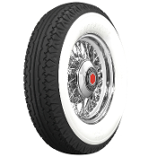 "700-17 Firestone 4-1/4"" Whitewall"