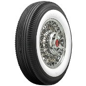 "670-15 Firestone 3-1/4"" Whitewall"