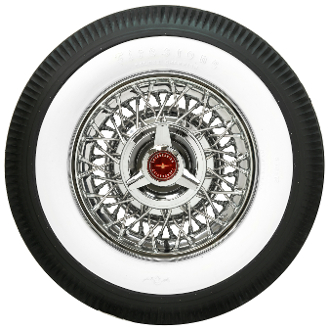 613117 Firestone3 Inch Whitewall890-15