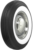 "500-15 BF Goodrich 2"" Whitewall"