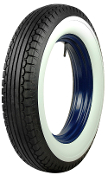 "550-18 BF Goodrich 3"" Whitewall"