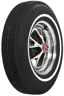 "695-14 US Royal 7/8"" Whitewall"