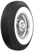 "820-15 US Royal 3-1/2"" Whitewall"