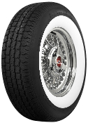 "225/75R15 American Classic 2-3/4"" Whitewall"