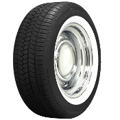 "235/60R16 American Classic 2-1/8"" Whitewall"