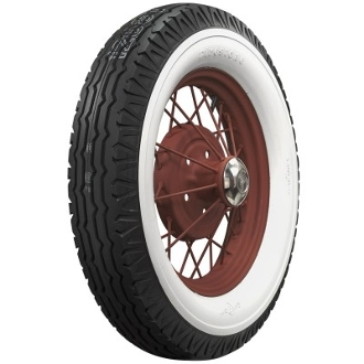 "550/600-19 Firestone 3-1/2"" Whitewall"