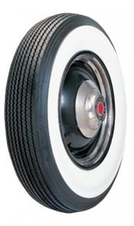 "750-16 Lester 5"" Whitewall"