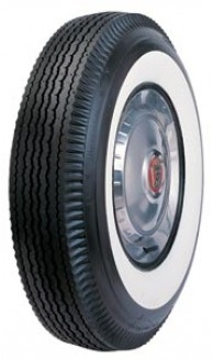 "760-15 Universal 3"" Whitewall"